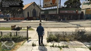 Grand Theft Auto 5 Gameplay (PS4 HD) [1080p]