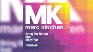 MK feat. Milly Pye - Bring Me To Life (Dantiez Saunderson Remix) [Cover Art]