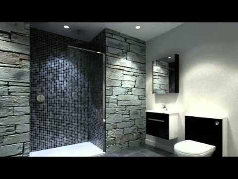 Realisez Une Petite Salle De Bain Design Youtube