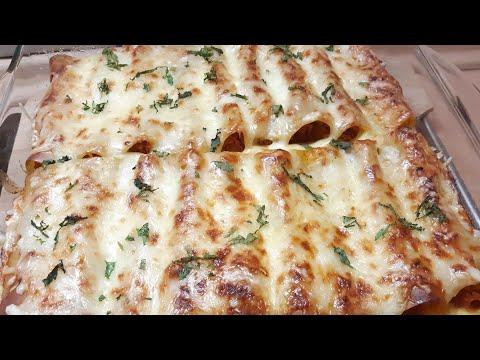 recette-de-cannellonis-à-la-viande-hachée/-لعشاق-الباسطا-:-الكانِلوني-الإيطالية-من-ألذ-ما-يكون