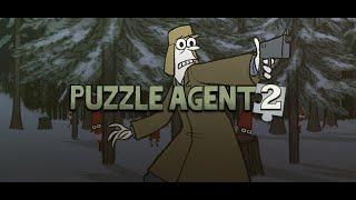 Puzzle Agent 2 Trailer