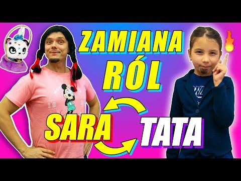 ZAMIANA RÓL SARA I TATA #156 Sara I SHIMMER STARS