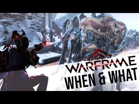 Warframe: When & What to Expect w/ FORTUNA PART 2! thumbnail
