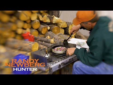 Hunting With Randy Newberg - How To Have Great Food In Camp