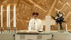Sanajumalanpalvelus Laajasalon kirkosta 22.3.2020