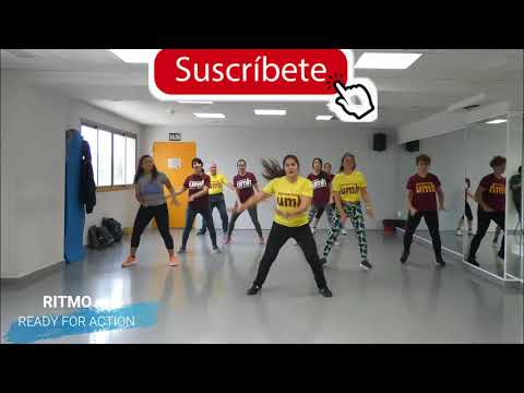 ZUMBA* 2020 UMH | Ready For Action - Universidad Miguel Hernández