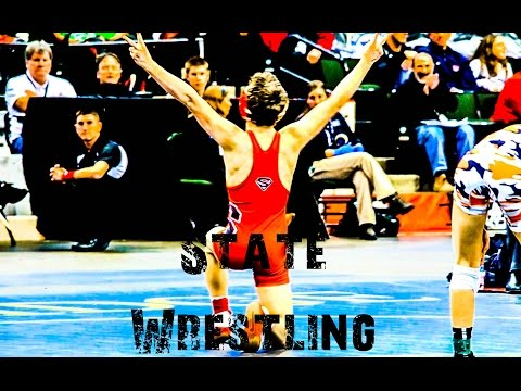 2015 Minnesota State Wrestling Highlight Video!