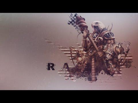 видео: smite Гайд по игре ra