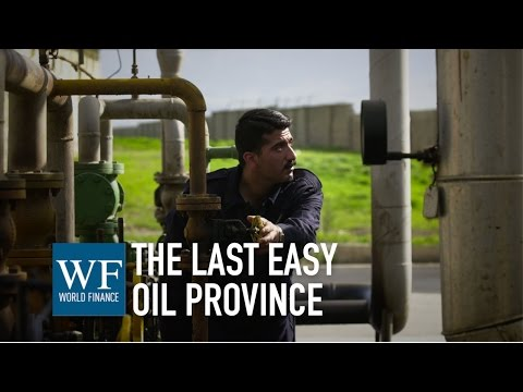 Tony Hayward on Kurdistan | Genel Energy International | World Finance Videos