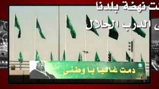 عشق وطن للشاعر محمد بن مسفر