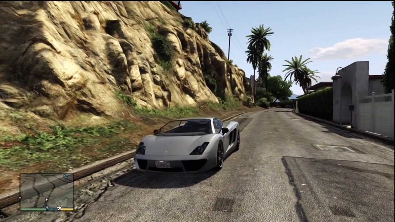 GTA V: Véhicule Pegassi Vacca Location for Epsilon - YouTube