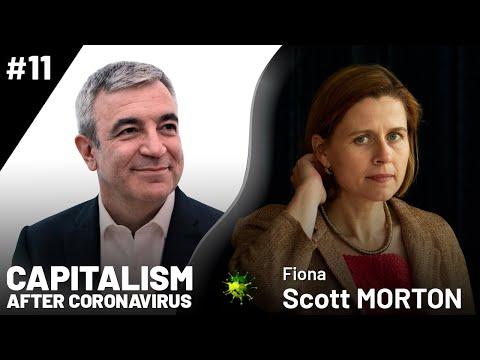 #11: Big tech and antitrust policy   Fiona Scott Morton