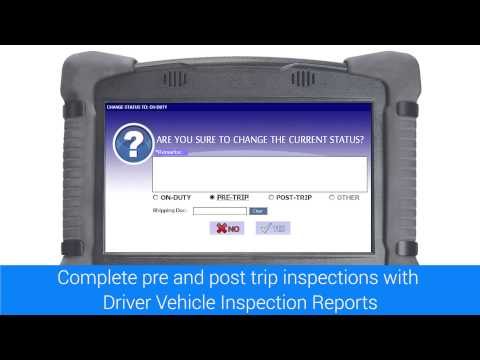 Electronic Logging - HOS - ELD - Overview by Dispatching Solutions