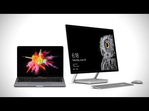ORLM-243 : Surface Studio, Macbook Pro Touch Bar, qui innove le plus?