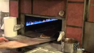 2011 Turkey. Belek. Турецкая кухня. Лахмаджун