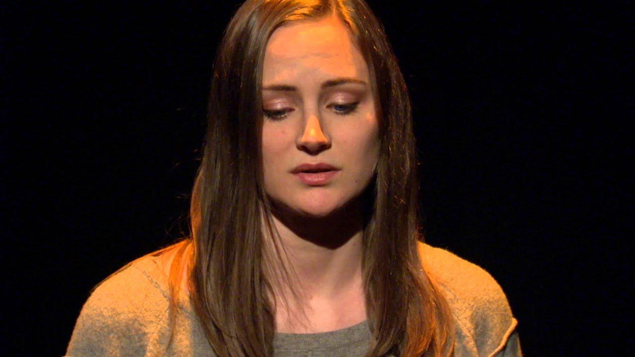 The Girl You Did Not Break - spoken word