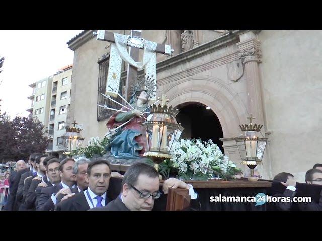 Semana Santa Salamanca 2017 | Procesión de la Virgen de los Dolores (Vía Matris)