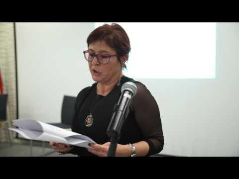Translating Theatre Symposium: Jozefina Komporaly (University Of The Arts)