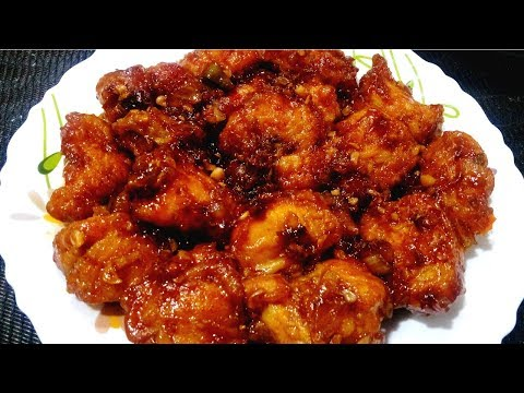 Chicken In Oyster Sauce | Starter Recipe | How To Make Chicken In Oyster Sauce Recipe!!