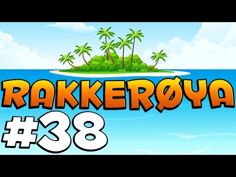 HVOR ER DU? - Rakkerøya #38 - Norsk Minecraft Let's Play