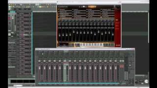 Samplitude 11 Pro - GPO 4 / Aria Player Setup Guide