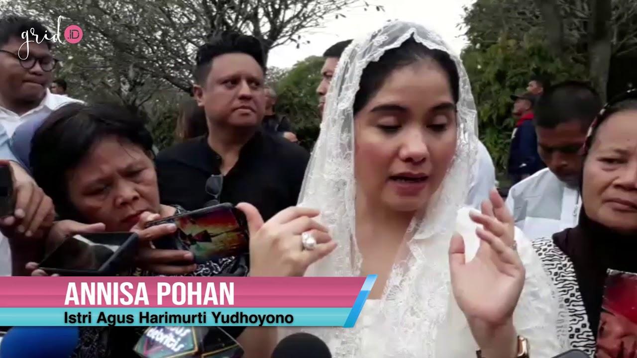 Download Annisa Pohan dan AHY Menyesal Belum Ajak Mendiang Ani Yudhoyono ke Rumah Barunya