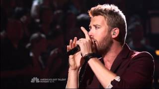 Lady Antebellum - Wanted You More (Live) - May 8, 2012