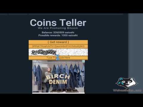 #How_To: Earn Bitcoin From Coinsteller Faucet