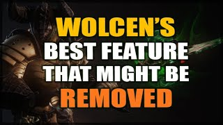 Wolcen's Best & Most Unique Feature Might Be Removed Soon   Unique Upgrading