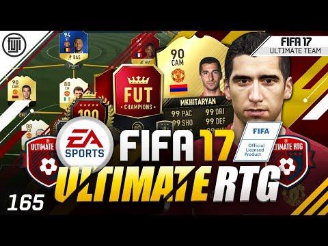 FIFA 17 ULTIMATE ROAD TO GLORY! #165 - OMG 90 MKHITARYAN!!!
