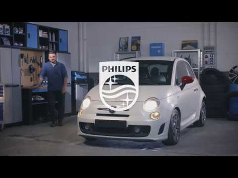 how to replace headlight bulbs on your fiat abarth 500 - youtube