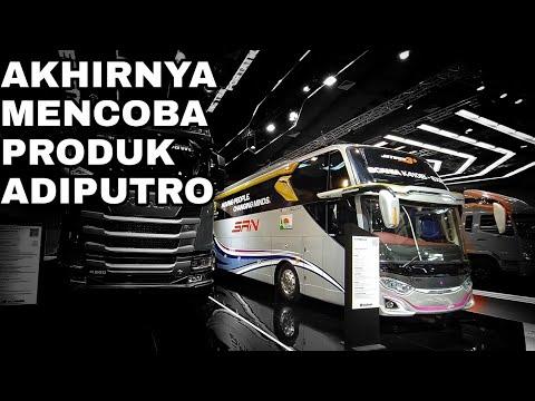 Review Bus Baru SAN Adiputro Jetbus 3 SHD Scania K410iB (GIICOMVEC)