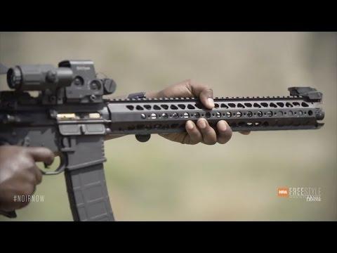 Salient Arms Tier 1 Rifle   NOIR Season 1