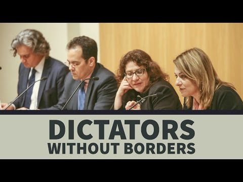 Dictators Without Borders: Power and Money in Central Asia FULL EVENT