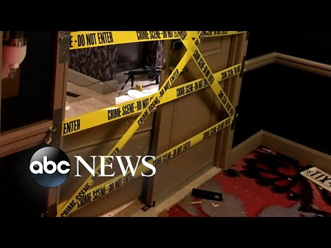 Las Vegas gunman may have planned escape: Sheriff
