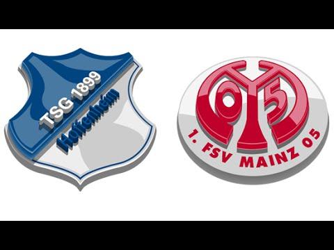 1. FSV Mainz 05 U12 vs. TSG 1899 Hoffenheim U12 0:2;VIERTELFINALE sportshop Anton Cup 2014 Feuerbach