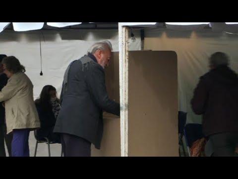 Présidentielle en colombie: ouverture des bureaux de vote youtube