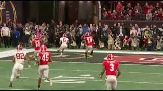 Film Study: Alabama vs Georgia | CFP National Title Game
