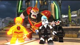 Lego DC Super Villains: Story Details! Customizer!