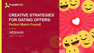 [Webinar] Creative Strategies For Dating Offers: Perfect Match Found!