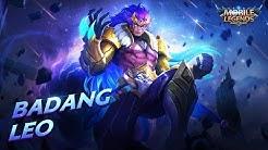 Badang New Skin | Leo  | Mobile Legends: Bang Bang!