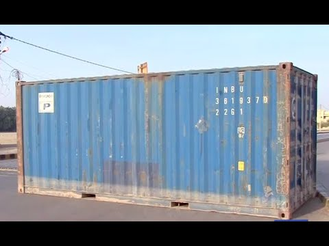 importance of Container in Pakistan