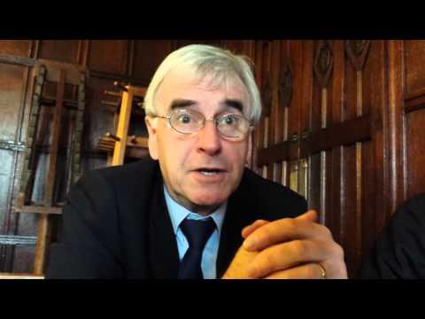 WSPNB Interview #14 John McDonnell MP