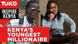 Kenyas Youngest Millionaire - Eugene Mbugua  Inspire Kenya  Tuko TV
