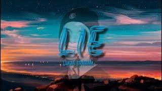 Lukas graham~lie ( lyrics videos)