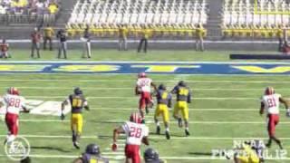 103   Dre Muhammad 81 yd TD catch