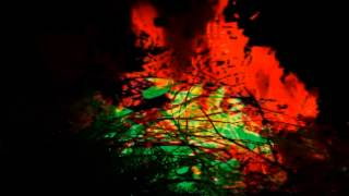 Witches Burn in Red and Green by Mortuus Auris & the Black Hand