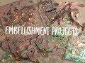 Embellishment project share using Prima's Havana