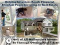 Make Money, Build Wealth, GET RICH & Be A House Flipping Millionaire!