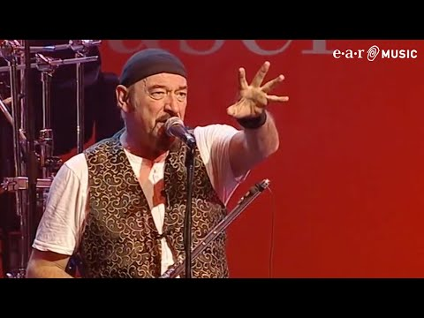 """Jethro Tull """"Locomotive Breath"""" (HD - Official) Live at AVO Sessions"""